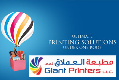 Giant-printers