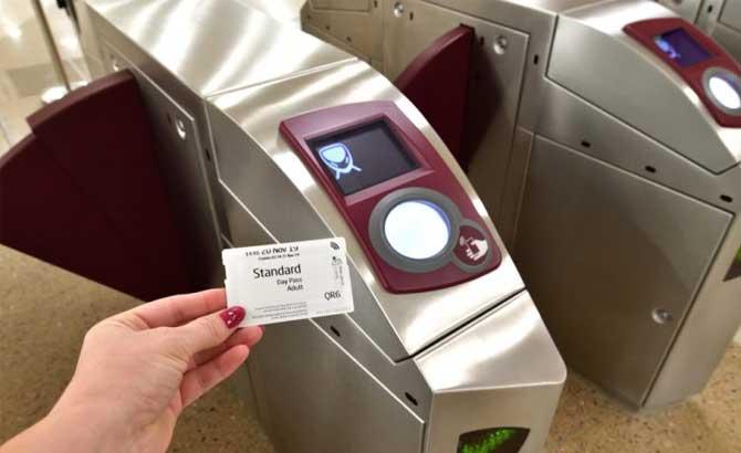 metro-ticket
