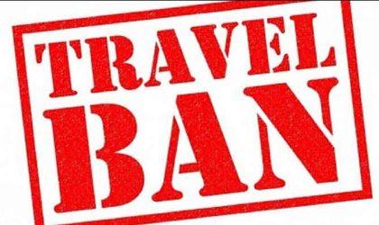 Corona-UK-Travel-ban