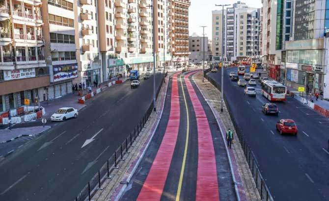 bus-lane